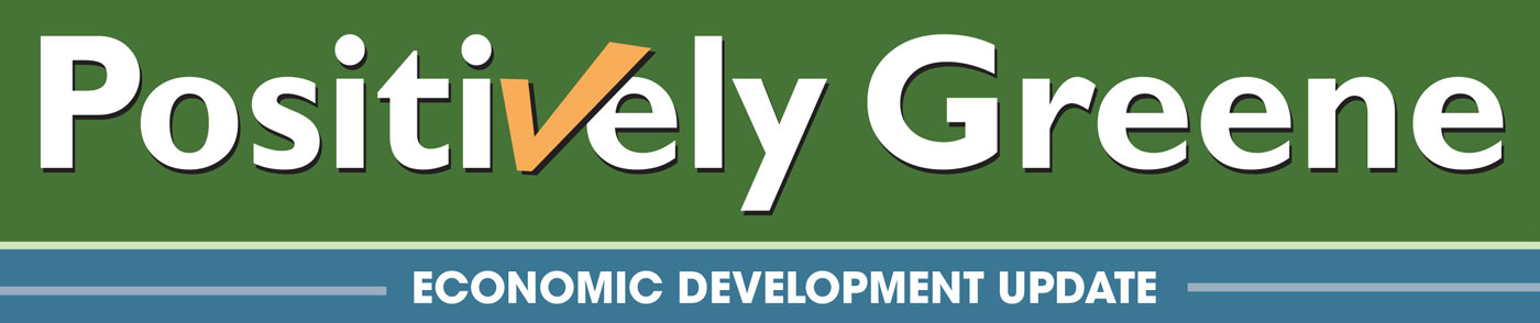 Positively Greene: Economic Development Updates