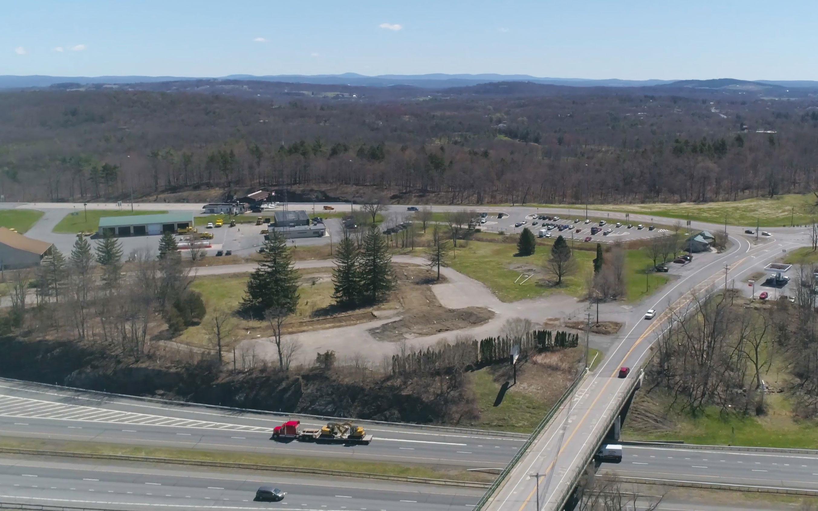 Exit 21 Catskill QI View
